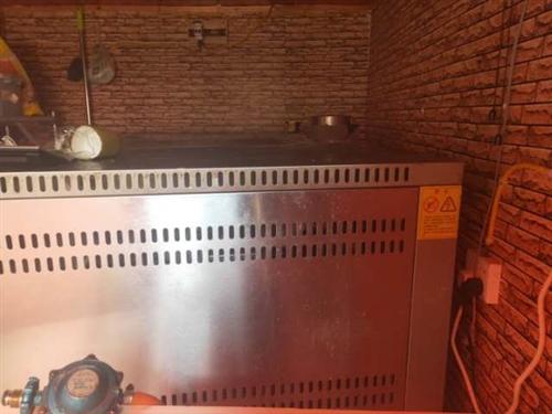 烤箱兩層,,,煤氣的