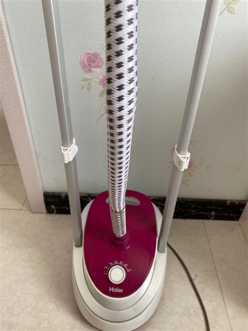 海尔挂烫机一台 一直在家闲放 现在低价出售&