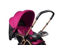 宝宝好牌子婴儿车挥泪出了!9成新,包装未拆,保护好,质量保证。用了一个月,孩子不坐了。实体店购580...