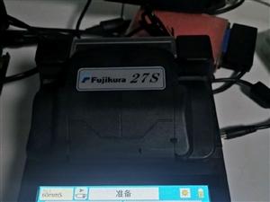 光纤融接 网络布线 视频监控