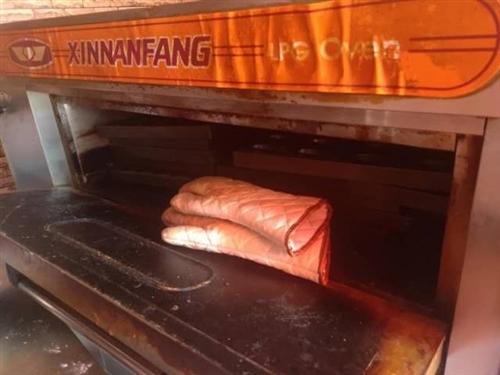 烤箱二層,煤氣的