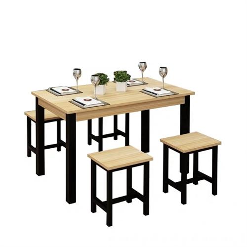 小吃店全套桌椅,给钱就转,只为腾地方。