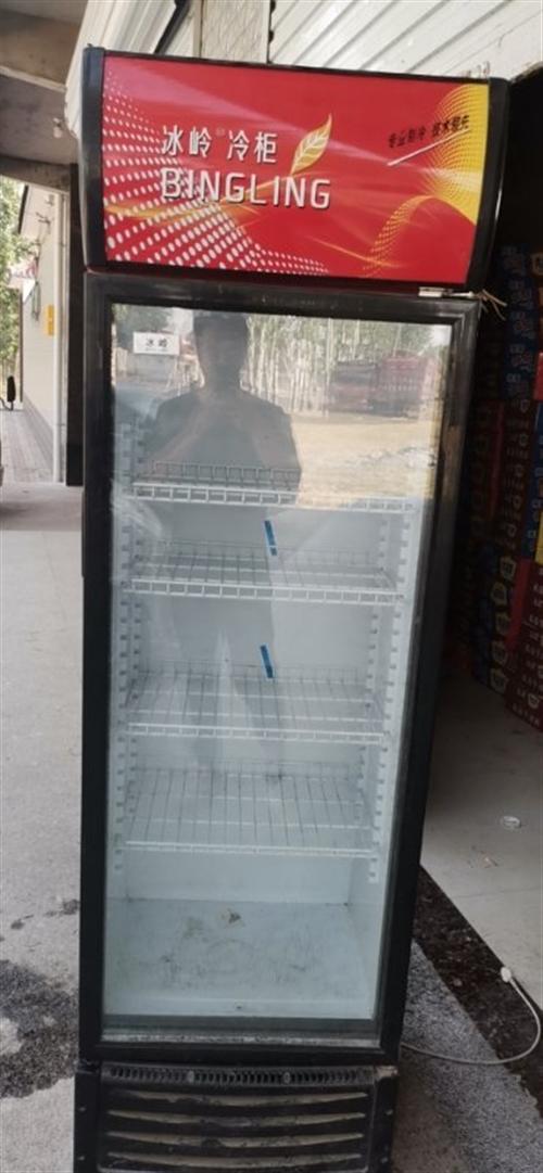 九成新冷藏展示柜,  用了不到一年,非常省电。现在用不着了,为了腾地方便宜处理,可小刀