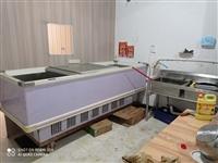 鹵肉熟食店冰柜二米多的,便宜處理,凈化器**沒有怎么用賠錢處理,保鮮柜1.5的二個大處理煤氣灶處理