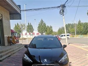 出售2017年早产东风标致新款308