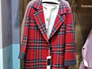 茜可可女士服装店全季火爆打折活动