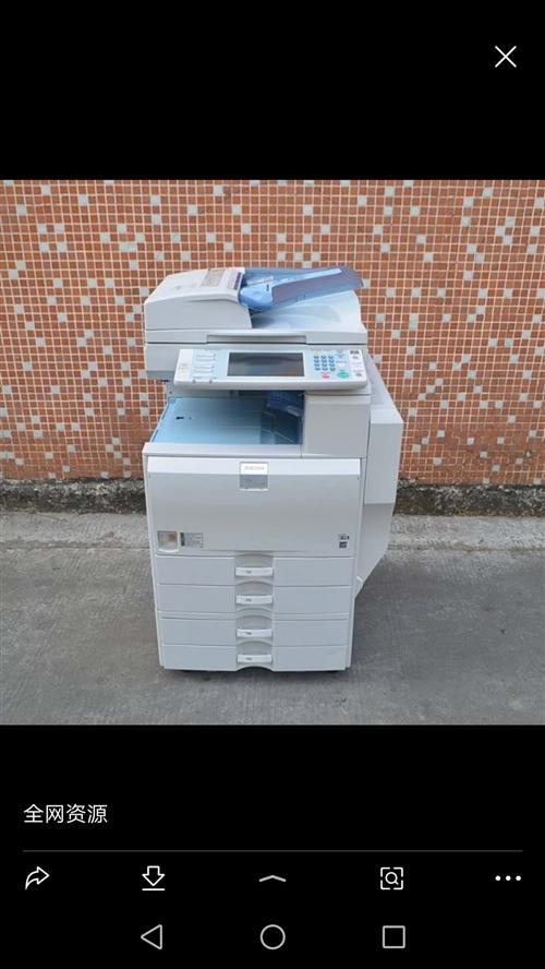 本人的理光打印机低价出售,有意者面议。本人还有单间,套间房屋出租,随时看房。