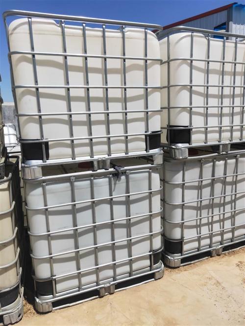 處理九成新噸桶裡外乾淨,有三個
