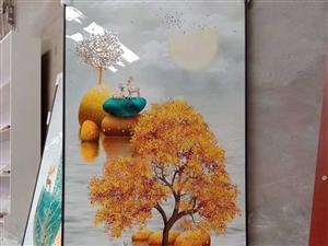 晶瓷背景畫,提升您的生活品味!