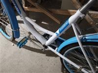 买菜用自行车,成色较好,东西在兖矿新城