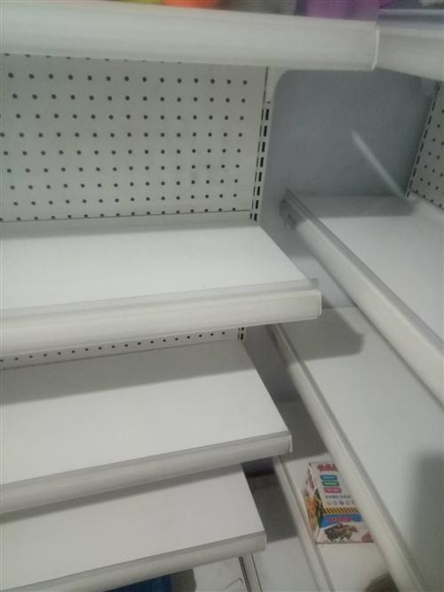 由于本人,无暇顾及此店,现将超市货架特价处理,九成新,欲购者从速,谢谢