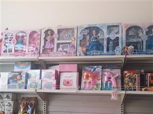 玩具饰品小百货批发零售