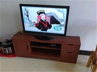 电视柜及迷你冰箱非常在外租房子住家庭使用,因自己的新房子装修好了要入住这些就不要了低价出售两样东西4...