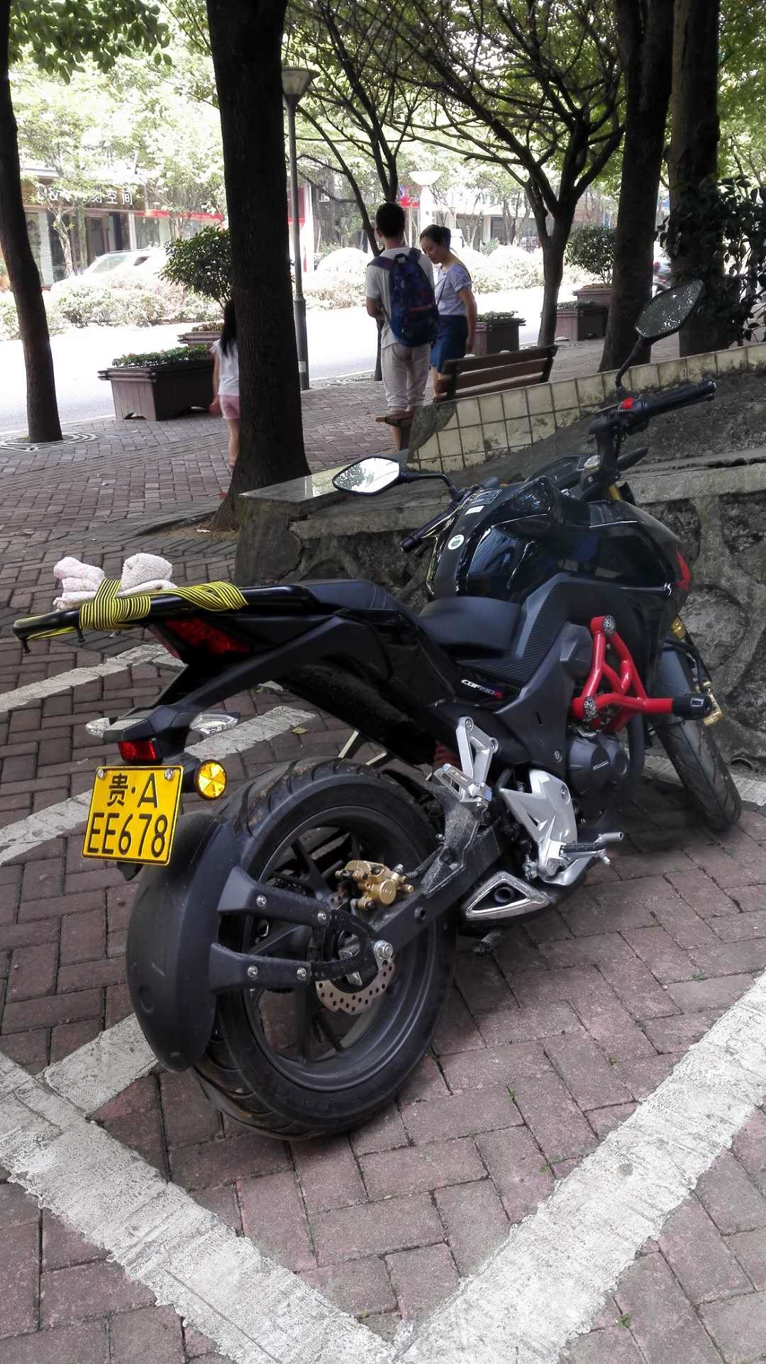 二手摩托车转卖