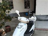 【踏板摩托车转让】 嘉爵125,发动机没修过,因为骑不到了,便宜转让 电话:1505559113...