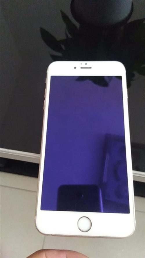 出售自用一台苹果iphone6plus七成新,5.5寸屏全网通底价出手售450喜欢的连系181304...