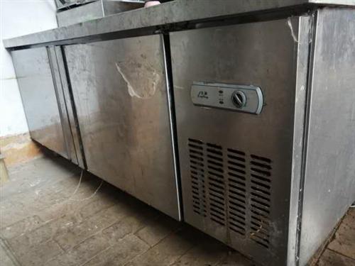 冰柜没怎么用