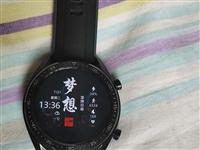 华为watch-GT-27E,运动黑。九成新,包装,充电器都在。戴了一个半月。