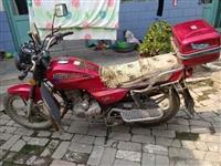 个人闲置二手摩托车一辆车况良好,有意者请联系13625436184价格面议