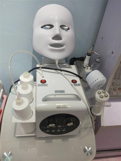 五代小气泡清洁仪美容院专用韩国超微小气泡吸黑头补水注氧仪器