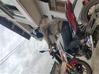 豪爵160公里数6000九成新无任何事故19年7月份新车平时很少骑 行驶证,保险,正规车证件齐全,...