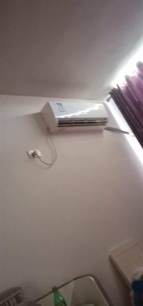 收购二手空调一台1.5p的,有的联系