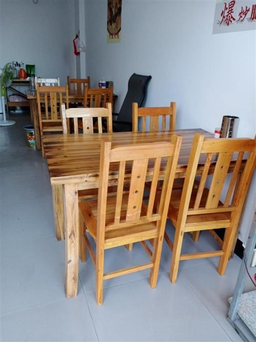 新開飯店,因有急事,現有桌椅兩套低價轉讓,只用過幾天,有意者請于我聯系,電話17537651682