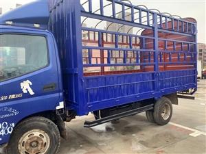 求购12-14年6.8米货车一辆