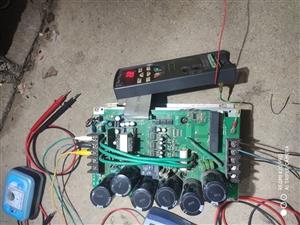 变频器工控主板维修