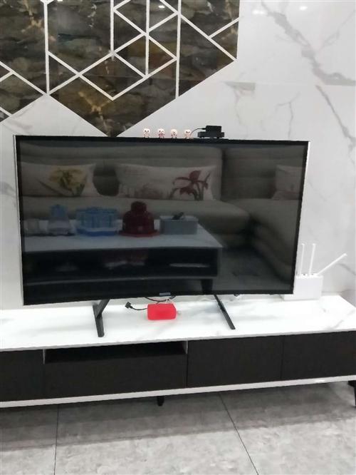 出售十个月准新电视一台,65寸曲面屏,价格美丽!