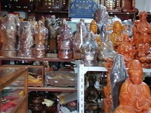 神台佛像,古玩工艺品