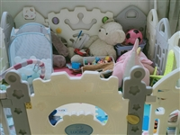 宝宝围栏,14块,面积1.6*2米