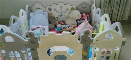 寶寶圍欄,14塊,面積1.6*2米