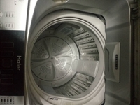 海尔洗衣机,因搬家便宜处理。