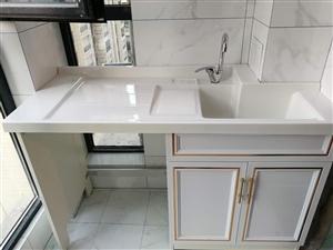 全鋁浴室柜洗衣機柜定制