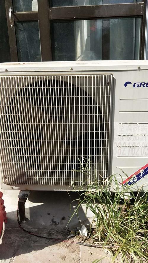 格力空调2匹急售,价格一千五可商量
