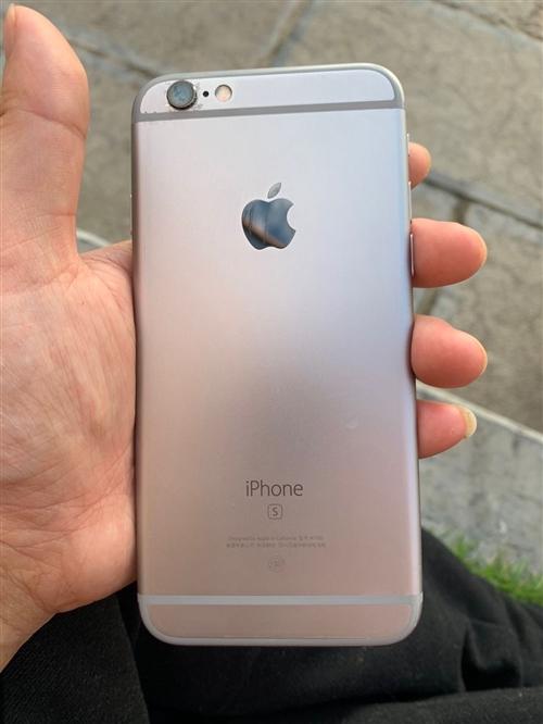 閑置手機蘋果6s,深灰128g,一切功能正常,比買的1000多的新手機好用,9成新,早就過保,詳情圖...