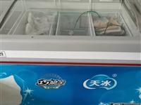 因生意转让,冰柜用半年。