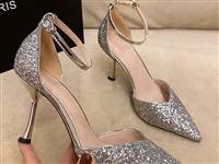 **婚鞋37码,没有穿过应为怀孕下个月婚礼不能穿了