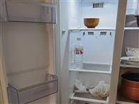 本人有一台双开门二手冰箱要卖,有意者电话?? 联系。价格面谈。17771657496