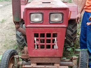 小四轮拖拉机