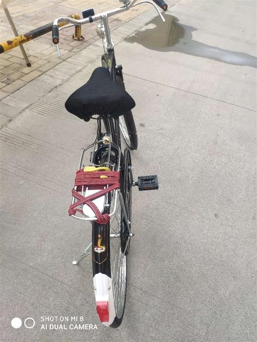 凤凰牌95新自行车