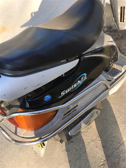 本人有辆豪爵悦星踏板摩托车,骑了2万多公里,7成新,现用不上了,现900元转让给有需要的人