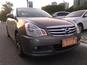 2012款经典轩逸1.6L手动舒适版