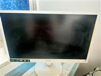 飞利浦24寸显示器  久不用有点脏,需要加微信1390450837