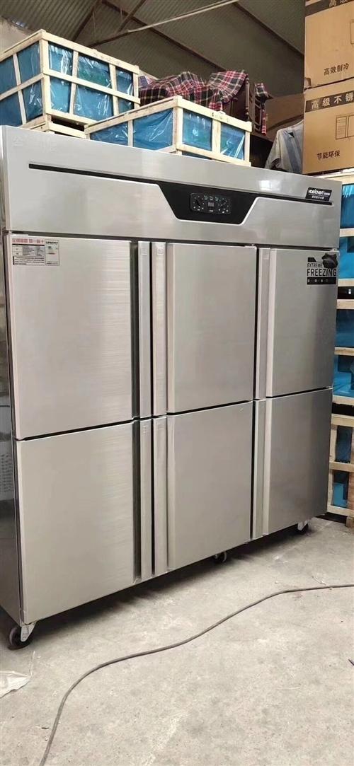 饭店闲置二手冰柜冰箱展示柜特价处理