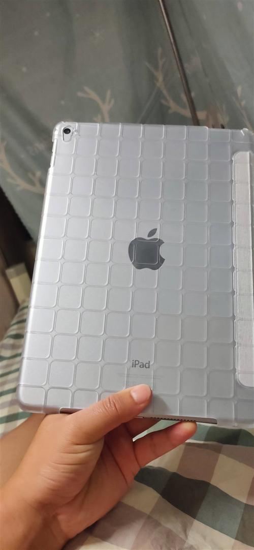 以前高中買的,iPadAir2     64G內存    有鋼化膜  保護套 成色還可以   機子在...