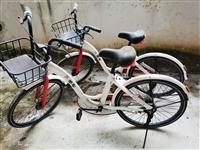 出售两辆质量过硬的自行车,造价千元,便宜甩卖,之前共享单车不退押金跑路留下,收了很久,有需要联系。1...