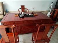 大茶座,普通木头,18659975528