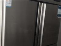 银都4开门冷冻,冷藏冰柜,餐饮设备,95新